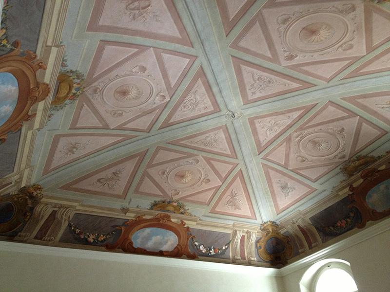 prezzo restauro affreschi